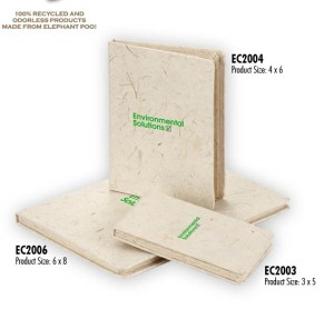 Elephant Poo Poo Paper Products